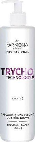 Farmona FARMONA PROFESSIONAL_Trycho Technology Specialist Scalp Scrub specjalistyczny peeling do skóry głowy 200ml 1