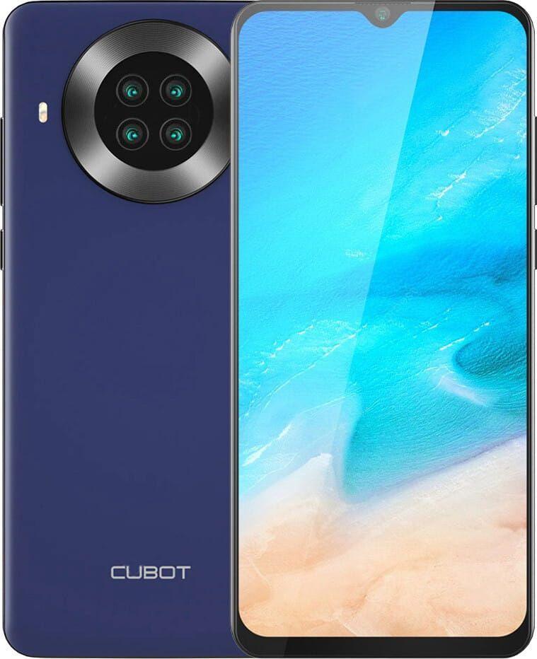 Smartfon Cubot Note20 Pro 6/128GB Dual SIM Niebieski  (00000545676870) 1