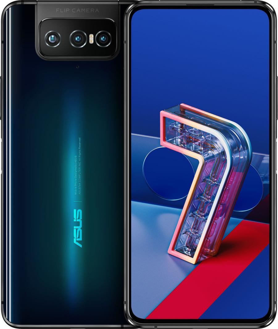 Smartfon Asus ZenFone 7 Pro 5G 8/256GB Dual SIM Czarny  (47180178220600) 1