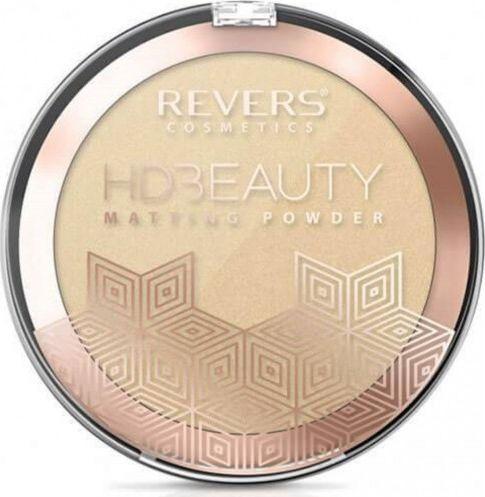 Revers HD Beauty Matting Puder prasowany nr. 02 9g 1