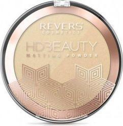 Revers HD Beauty Matting Puder prasowany nr. 03 9g 1
