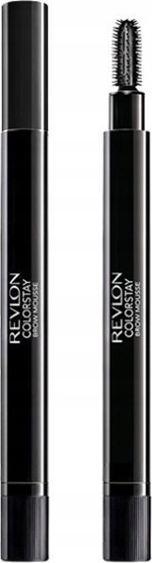 Revlon Revlon brow mus do brwi ze szczoteczką Soft Black 1