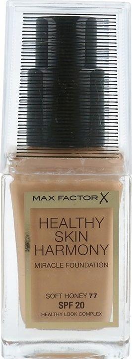 MAX FACTOR Healthy Skin Harmony Podkład do twarzy 77 Soft Honey 30 ml 1