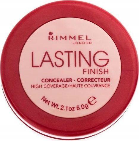 Rimmel  Rimmel Lasting Finish Cream Concealer 020 ivory 1