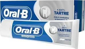 Oral-B Oral-B pasta do zębów tartre control 100ml mint 1