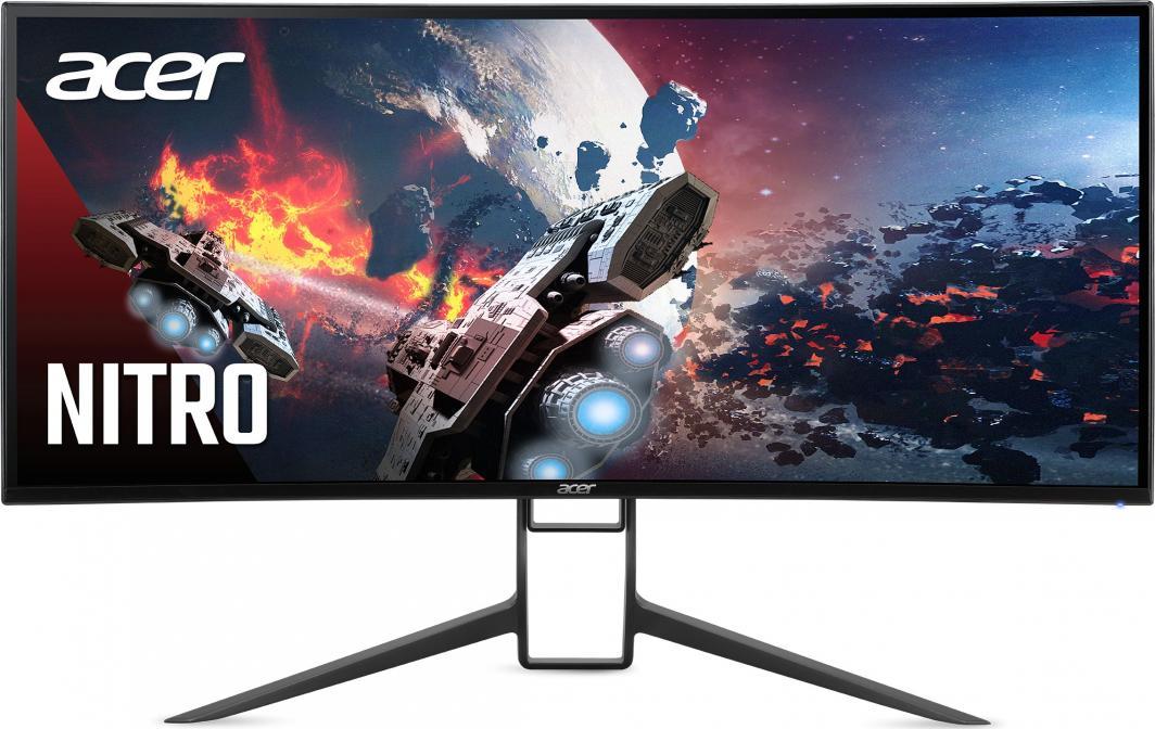 Monitor Acer Nitro XR343CKPbmiipphuzx (UM.CX3EE.P01) 1