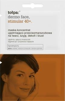 Tołpa stimular 40+maska-koncentrat ujędrniający 2x6ml 1