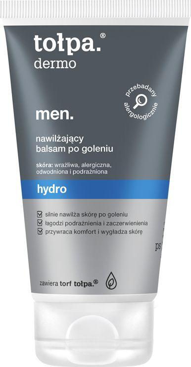 Tołpa Dermo Men. Hydro, nawilżający balsam po goleniu 125ml 1