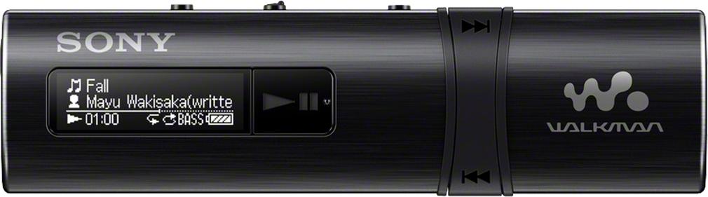 Odtwarzacz MP3 Sony NWZ-B183FB 4GB Czarny (NWZB183FB.CEW) 1