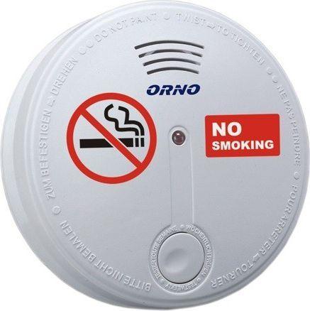 Orno Bateryjny czujnik dymu papierosowego (OR-DC-623) 1