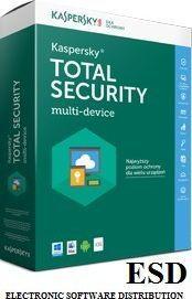 Kaspersky Lab Total Security 2 urządzenia 24 miesiące  1