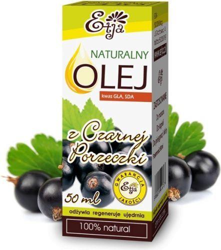 Etja Olej z Czarnej Porzeczki 50ml 1