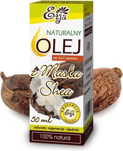 Etja Olej z Masła Shea, 50ml 1