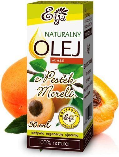 Etja Olej z Pestek Moreli, 50ml 1