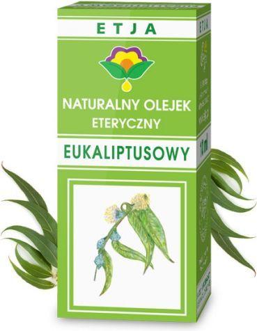 Etja Olejek Eteryczny Eukaliptusowy, 10ml 1