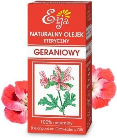 Etja Olejek Eteryczny Geraniowy, 10ml 1