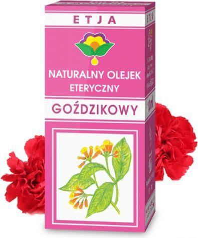 Etja Olejek Eteryczny Goździkowy, 10ml 1