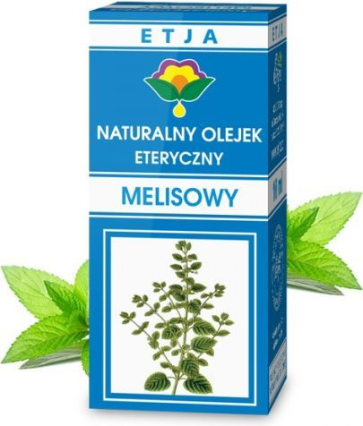 Etja Olejek Eteryczny Melisowy, 10ml 1