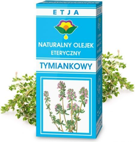 Etja Olejek Eteryczny Tymiankowy, 10ml 1
