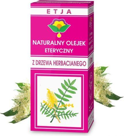 Etja Olejek Eteryczny z Drzewa Herbacianego, 10ml 1