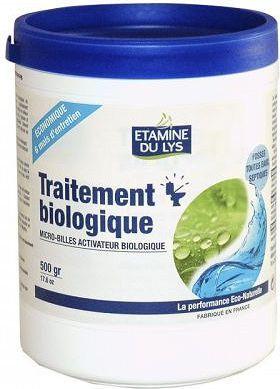 Etamine du Lys Organiczny preparat do oczyszczania pojemników na wodę, kanalizacji, studzienek ściekowych i ekologicznych szamb, 500 g (EDL04792) 1