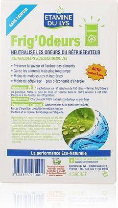 Etamine du Lys Pochłaniacz zapachów do lodówki, 50 g (EDL04795) 1