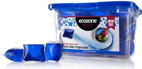 Ecozone Kapsułki do prania 20szt. (ECZ07604) 1