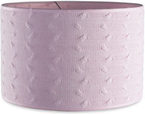 Babys Only Cable Baby Abażur na lampę, Różowy, 30 cm (BSO0134721) 1