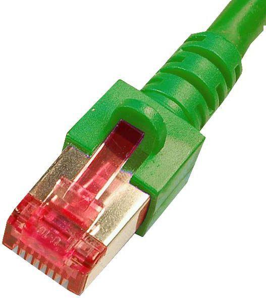 EFB CAT 6 Patchcord SSTP Zielony 2m (K5514.2) 1