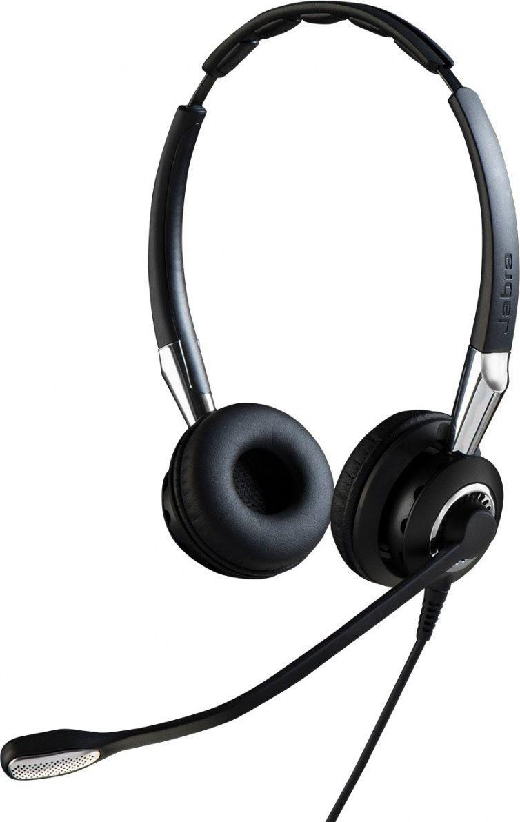 Słuchawki z mikrofonem Jabra Biz 2400 2GEN (2489-825-209) 1