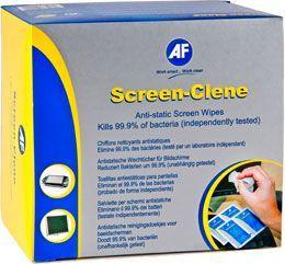 AF Screen-Clene Sachets 100szt. (SCS100) 1