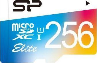 Karta Silicon Power Elite MicroSDXC 256 GB UHS-I/U1  (SP256GBSTXBU1V20SP) 1