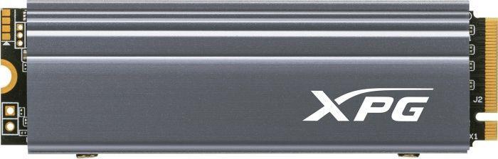 Dysk SSD ADATA Gammix S70 1 TB M.2 2280 PCI-E x4 Gen4 NVMe (AGAMMIXS70-1T-C) 1