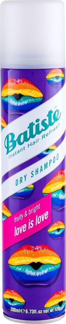 Batiste Love Is Love suchy szampon 200ml  1