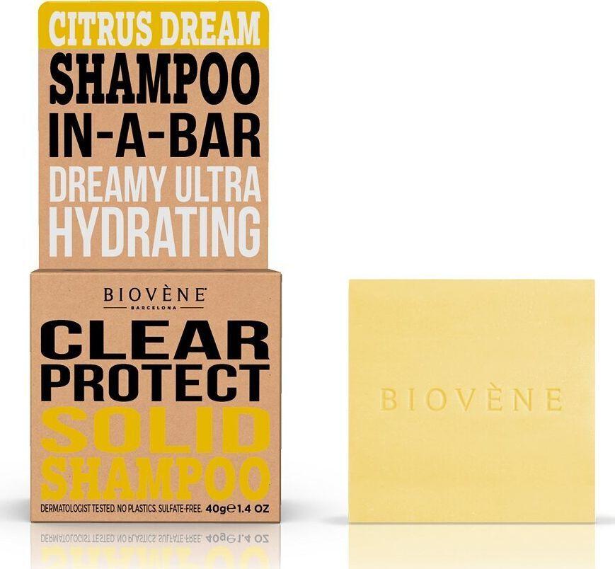 Biovene Szampon do włosów Clear Protect 40 g 1
