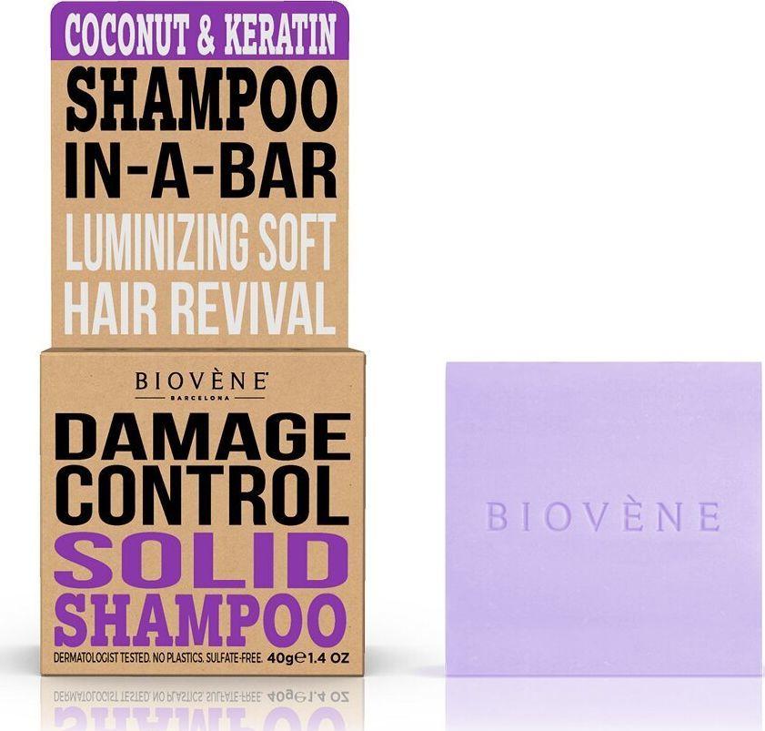 Biovene Odżywka do włosów Damage Control, 40 g 1