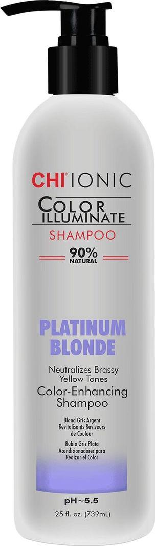Chi Ionic Color Illuminate Platinum Blonde, 739 ml 1