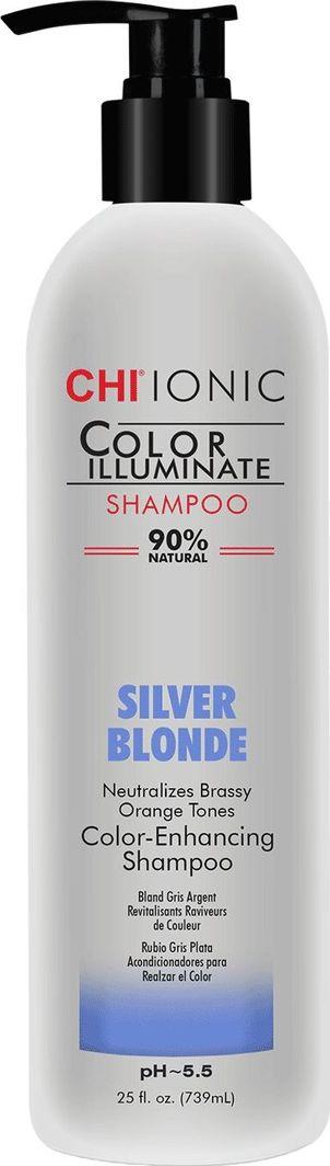 Chi CHI Ionic Color Illuminate Silver Blonde, 739 ml 1