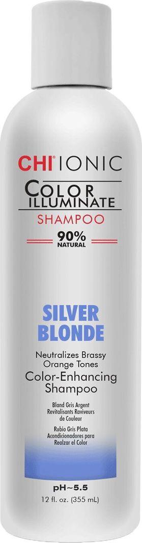 Chi Szampon do włosów Silver Blonde 355ml 1