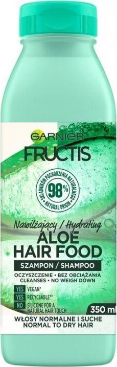 Garnier Szampon do włosów Fructis Aloe Hair Food 350 ml 1