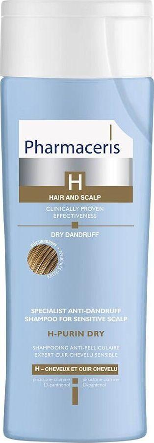 Pharmaceris Specjalistyczny szampon przeciwłupieżowy Łupież Suchy 250ml 1