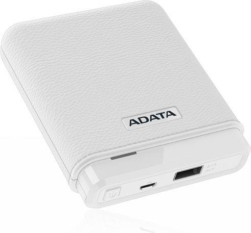 Powerbank ADATA PV150, 10000mAh (APV150-10000M-5V-CWH) 1