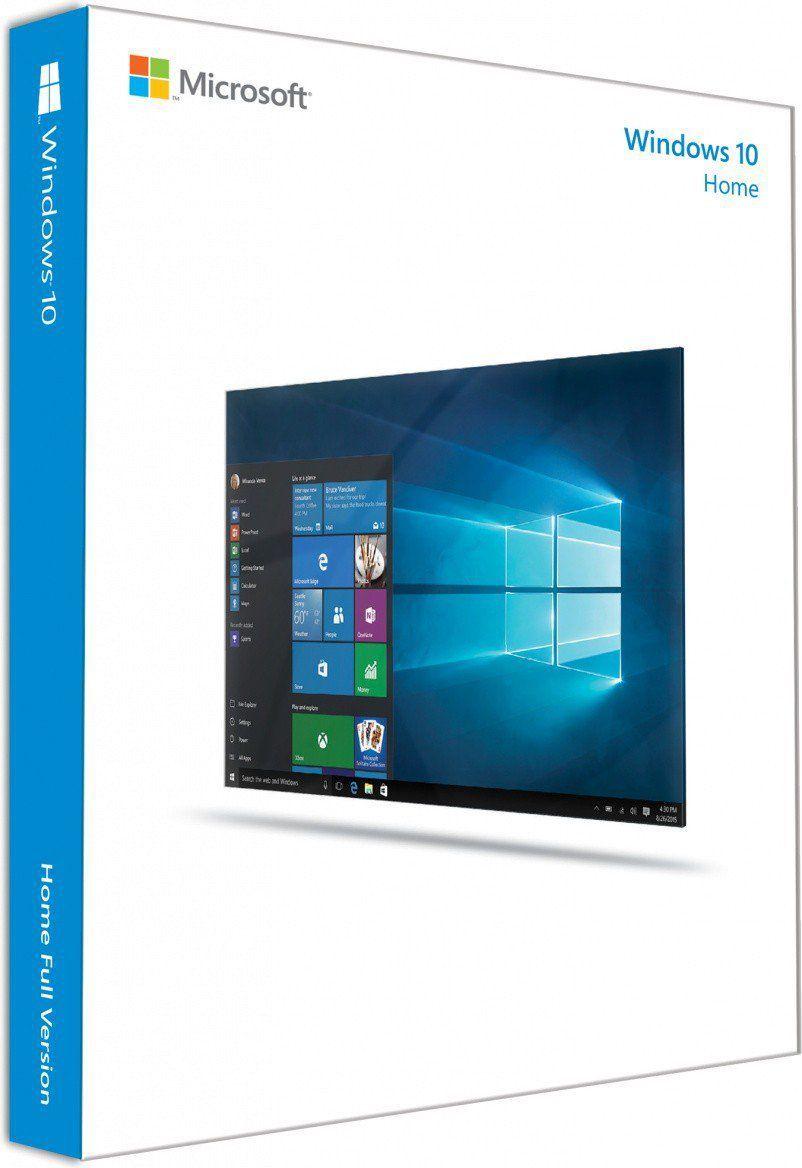 System operacyjny Microsoft Windows 10 Home PL 64 bit OEM (KW9-00129) 1