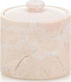Kela Pojemnik Kela Marble na płatki kosmetyczne, śred. 9x9,5 cm 1