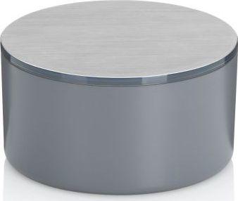 Kela Pojemnik Kela Tilda kosmetyczny z lusterkiem, śred. 13,5 x 7 cm, szary 1