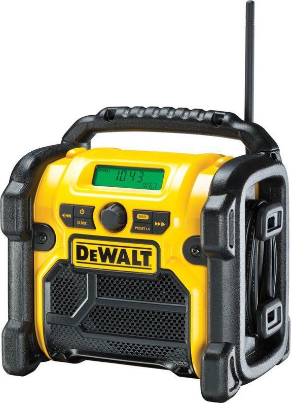 Radio budowlane Dewalt DCR019 1