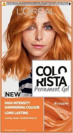 L'Oreal Professionnel Trwała Farba do włosów Colorista Copper 1