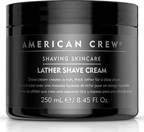 American Crew AMERICAN CREW_ Shaving Skincare Lather Shave Cream krem do golenia na mokro 250ml 1
