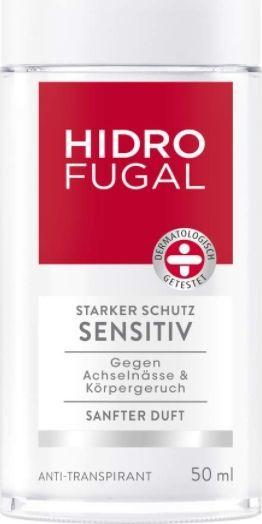 Hidrofugal Sensitive antyperspirant w kulce silna ochrona wrażliwej skóry, 50ml 1