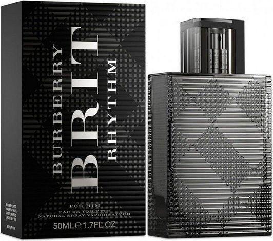 Burberry BURBERRY Brit Rhythm For Him EDT spray 90ml 1